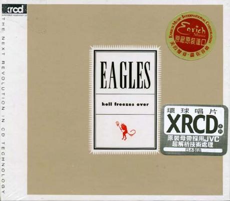 HELL FREEZE OVER XRCD > 老鷹合唱團/EAGLES > 佳佳唱片行