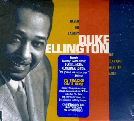 SEALED 3 CD Set Duke Elliot Never No Lament: The Blanton