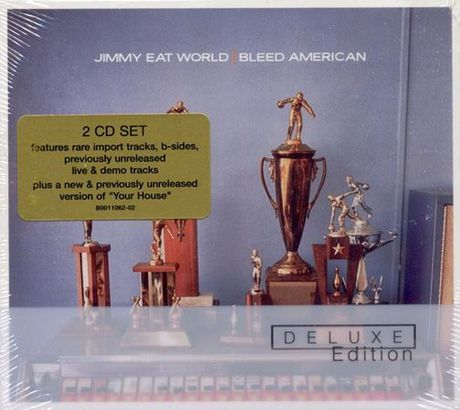 BLEED AMERICAN DELUXE EDITION ( 2CD ) > 大胃王吉米合唱團/JIMMY EAT ...