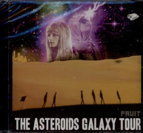 FRUIT[進口版] > 行星銀河之旅/THE ASTEROIDS GALAXY TOUR > 佳佳唱片行